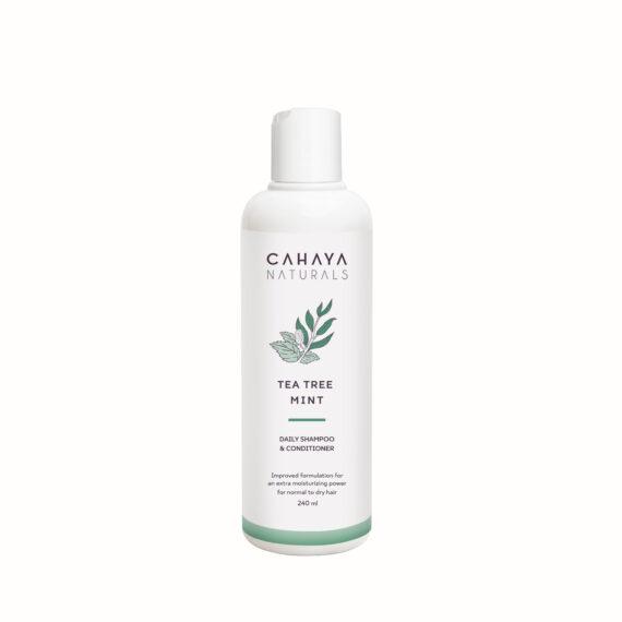 01A-Daily Shampoo & Conditioner 240ml