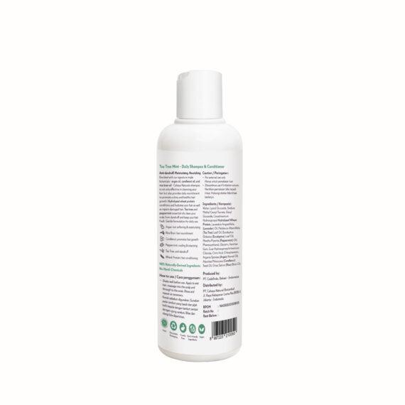 01B-Daily Shampoo & Conditioner 240ml_Backside