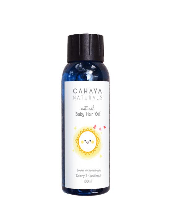 14 – Baby Hair Oil
