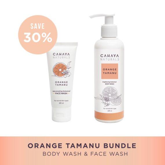 orange tamanu